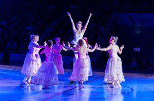 Emder TV Balletttänzerinnen