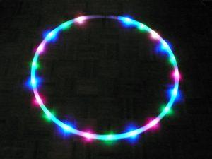 Leuchtender Hula Hoop